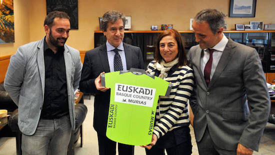 euskadi basque country murias team