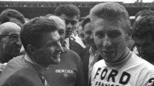 Poulidor eta Anquetil