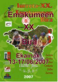 Emakumeen Bira 2007