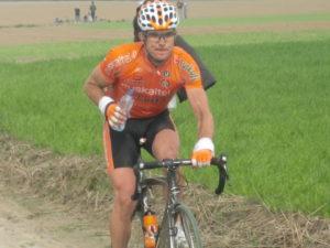 Paris-Roubaix 2009. Euskaldunak larri.