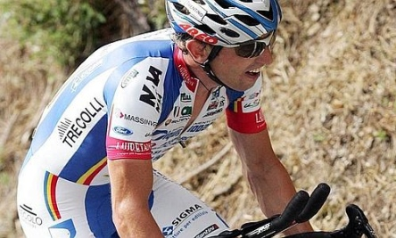 Bertagnolli. 15. etapan garaipena
