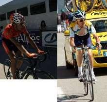 2009-Dauphiné Libéré. Mikel Astarloza eta Haimaz Zubeldia