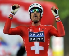 2009ko Suitzako Itzulian Cancellara nagusi