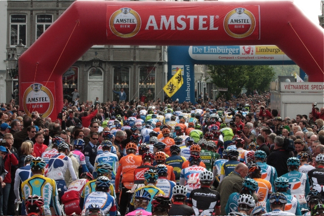 Amstel Gold Race 2009. Irteeran.