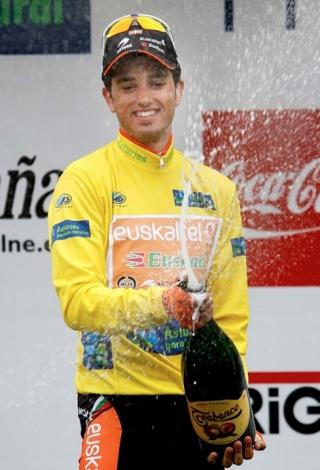 Beñat Intxaustik Asturiaseko Itzuliko 3. etapan garaipena