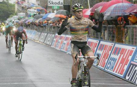 Evansen garaipena Giroko 7. etapan
