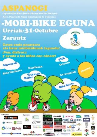 Mobi-bike eguna. Aspanogi
