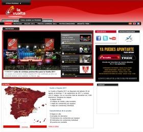 Vueltako webgune ofiziala