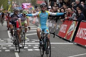 Gasparotto Amstel Gold Racen garaile