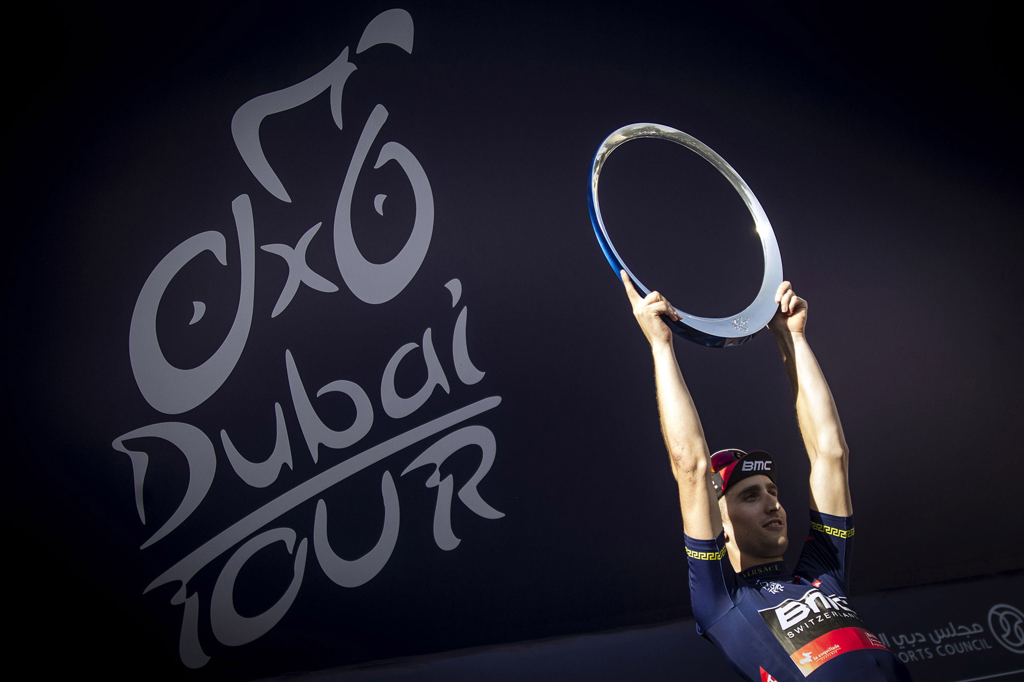 Taylor Phinney, Dubai Tour-eko garailea